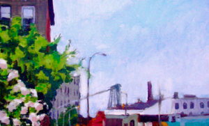 Brooklyn Roses & Williamsburg Bridges Breakfasts