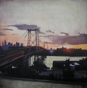 Tungfa, Brooklyn, Williamsburg Bridge, NYC Sunsets